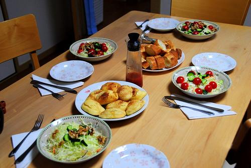 Easter Dinner 2014 001r