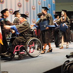2015 Commencement, School of Social Work