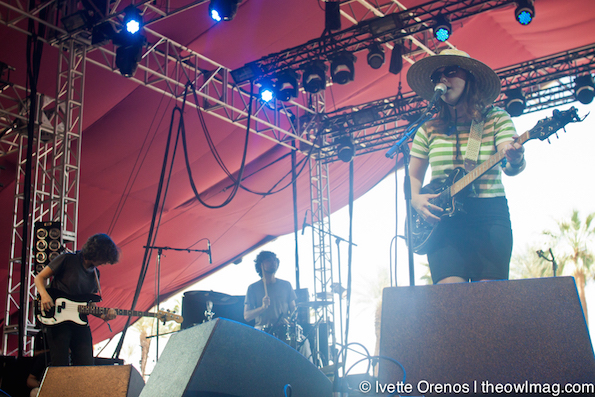 Angel Olsen @ Coachella 2015 Weekend 2 - Sunday