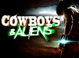 Online Cowboys and Aliens Slots Review