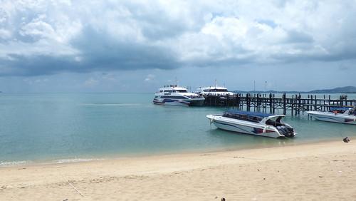 Koh Samui Maenam Beach サムイ島メナムビーチ