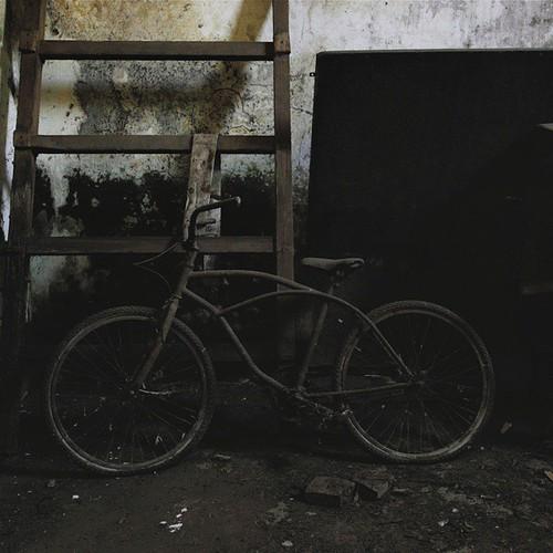 Una bicicleta #🚴 #igersBsAs #BuenosAires #vscocam #imagephilia_rust