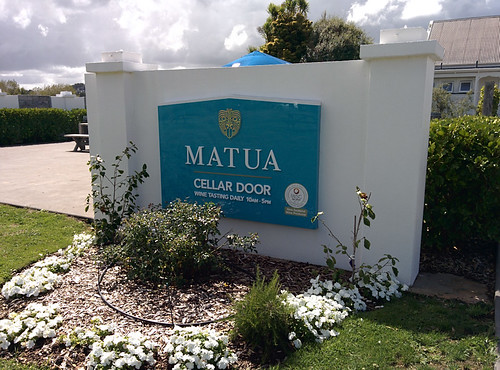 Matua Valley Winery