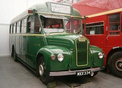 London Bus Museum.