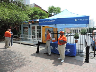 PNC Pop Up Branch