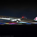 Lightspeed: Qatar Boeing 777-300ER departing YUL by Patcard