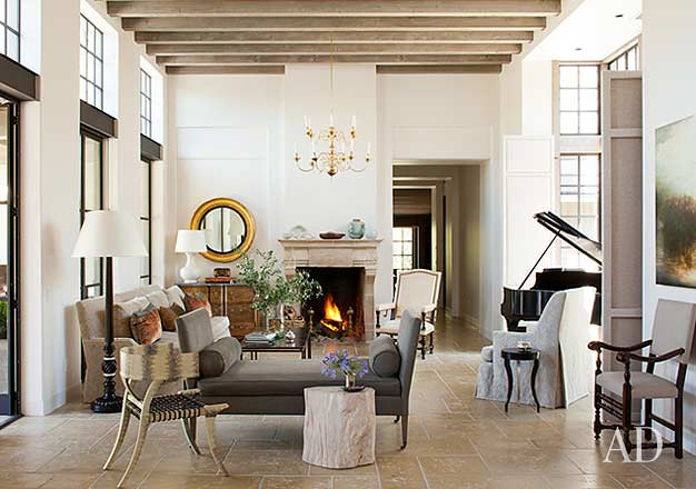 I Will Conclude With One Of My Favorite Living Rooms Via Architectural Digest Design By Rela Gleason And Architecture McAlpine Tankersley