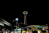 Needle at Night