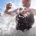 Morning Splashy Splashy Fun at Brighton Swimming Club by lomokev
