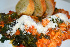 Pulled Chicken Breast, Kale, Orzo Pasta, Basil Pes…