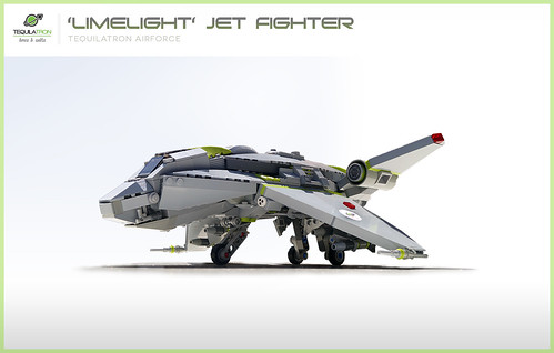 Limelight Jet Fighter - DA2