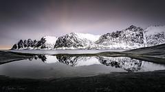 Ersfjord - Tungeneset