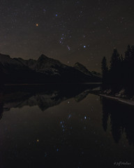 Orion, Maligne Lake, Jasper NP