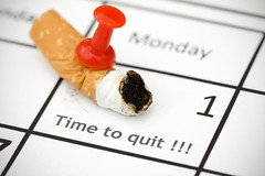 Smoking cessation time to quit