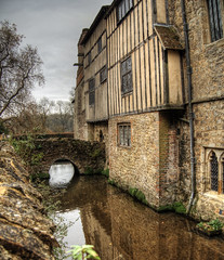 Hever Castle and Ightham Mote