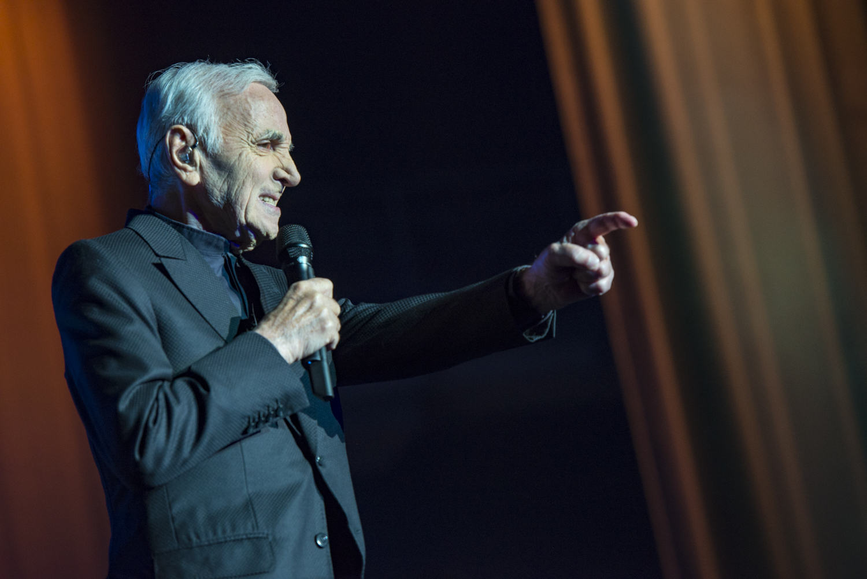 Charles Aznavour @ Lotto Arena 2016 (Nick De Baerdemaeker) 15