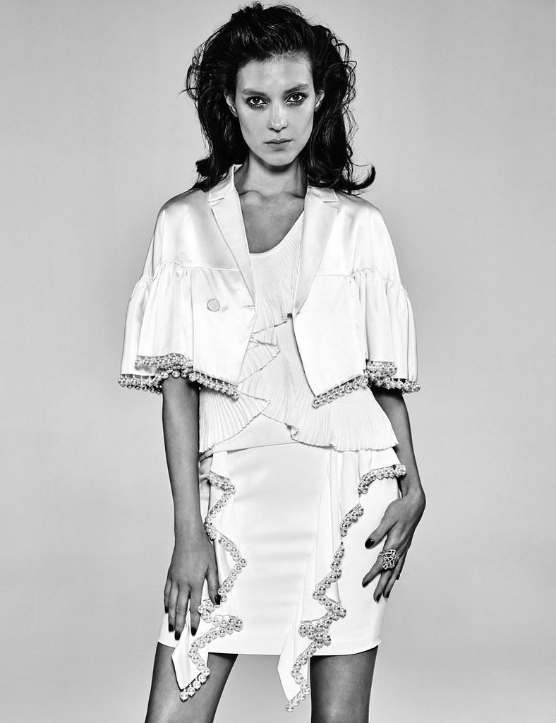 Кати Нешер — Фотосессия для «Vogue» MX 2016 – 11