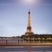 Eiffel Tower from the Bir-Hakeim bridge ( France ) by Yannick Lefevre