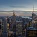 Manhattan lights (explored) by GDDigitalArt