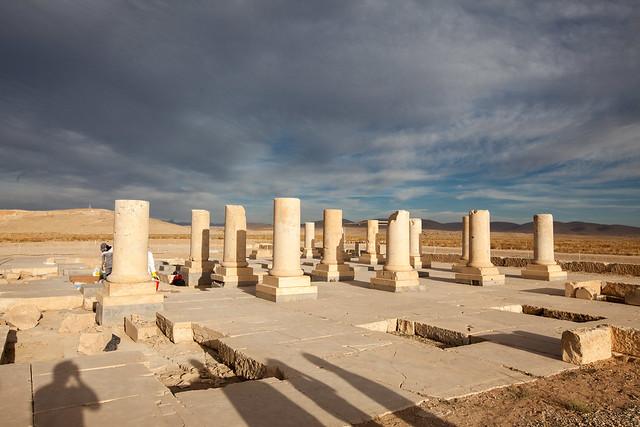 Header of Pasargadae