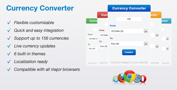 Currency Converter v1.8