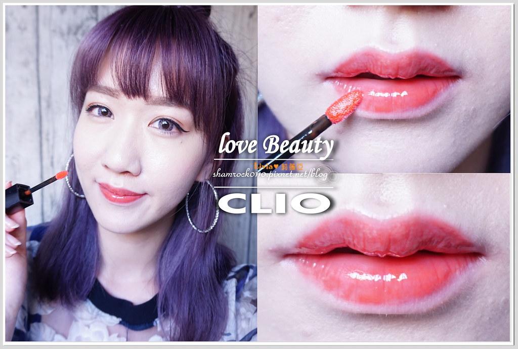 CLIO唇膏加唇釉試色-23
