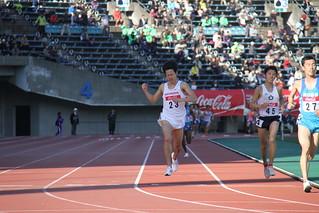 5000m2組 斎藤 勇人(Honda)