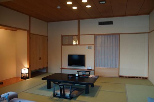 Guest room @ Kozanteiubuya  湖山亭うぶや