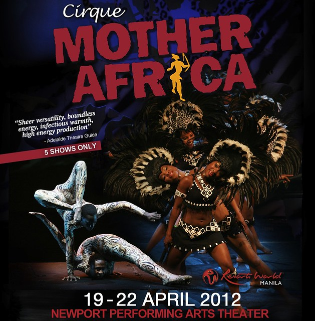 Cirque Mother Africa