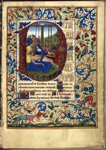 013-Book of Hours -GKS 1610 4º-Det Kongelige Bibliotek