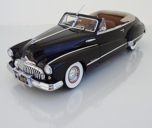 1954 Buick Roadmaster For Sale 1865222: 1948 Buick Roadmaster Convertible