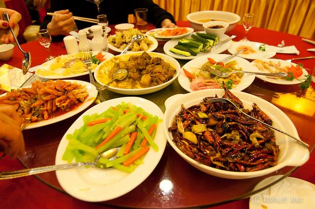 Farewell Banquet at Yangtze River Cruise