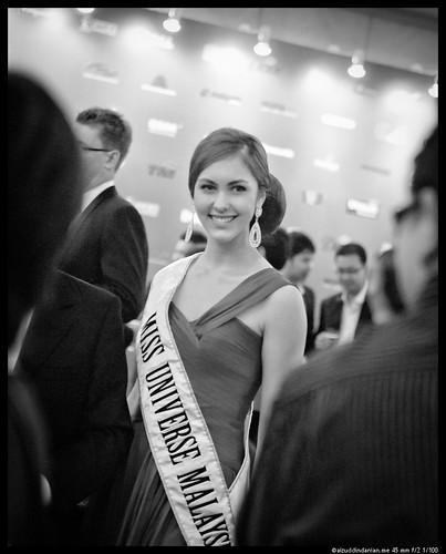 Miss Universe Malaysia 2012, Kimberly Legget