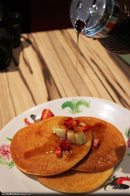 Cafe Epicurious - Pancakes