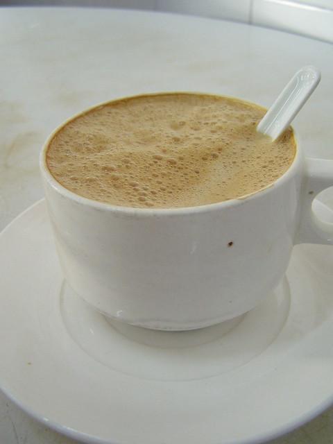 南香白咖啡