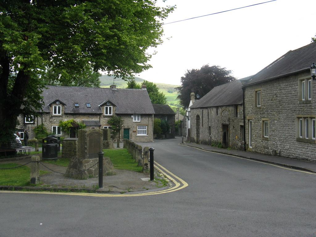 Castleton Derbyshire England Tripcarta