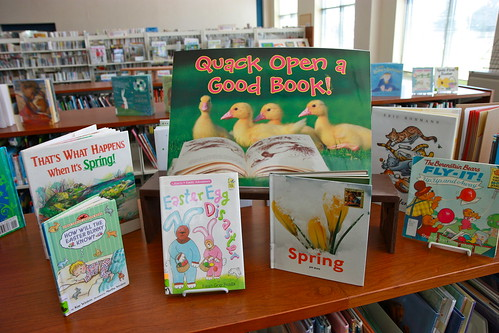 Celebrate Spring with a Good Book