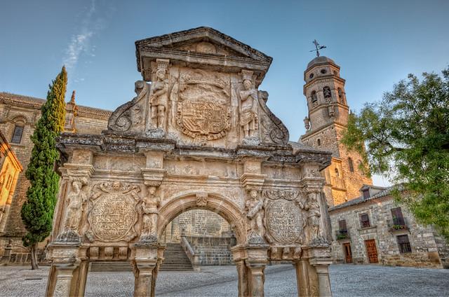 Catedral y Plaza de Santa María, Baeza (Spain), HDR  Flickr - Photo Sharing!