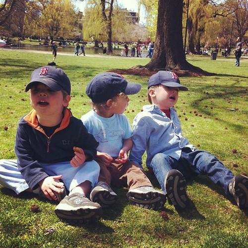 Boston hats