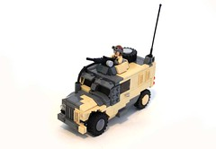 Grizzly LUV Main. by Lego Junkie.