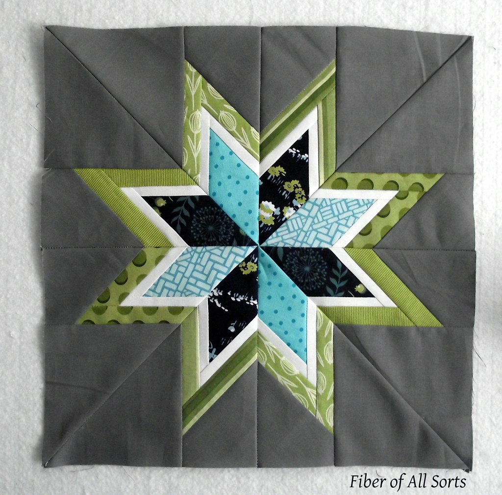 Bee a Lone Star{burst} April Block 1