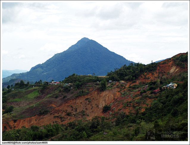 Massive Landslide - Kiau