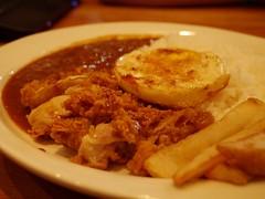 Katsu Curry @ Mos Burger