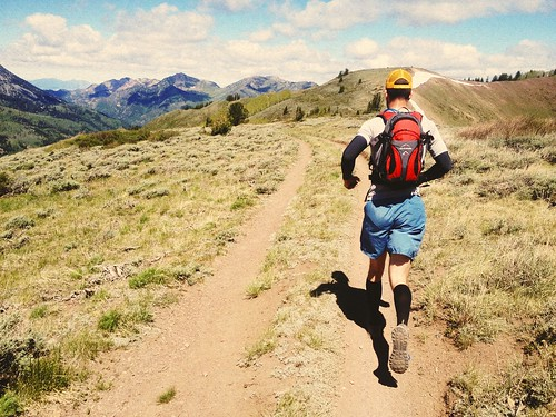 Running the Wasatch Crest