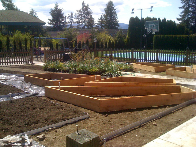 Cedar Raised Garden Beds Menards