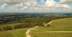 View from Rivington Pike Tower
