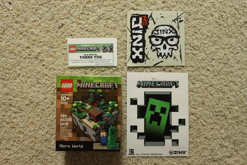 LEGO Minecraft (21102)