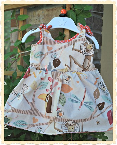 Itty Bitty Baby Dress - Side 2
