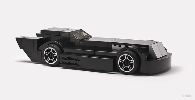 The Animated Series Batmobile