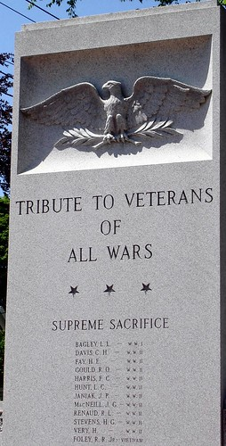 Southborough, MA Veterans Tribute by midgefrazel